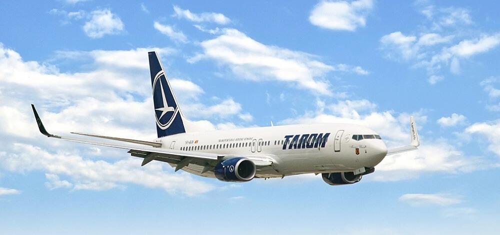 tarom plane preview